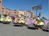 El Alto: La entrada de la Virgen del Carmen 2016