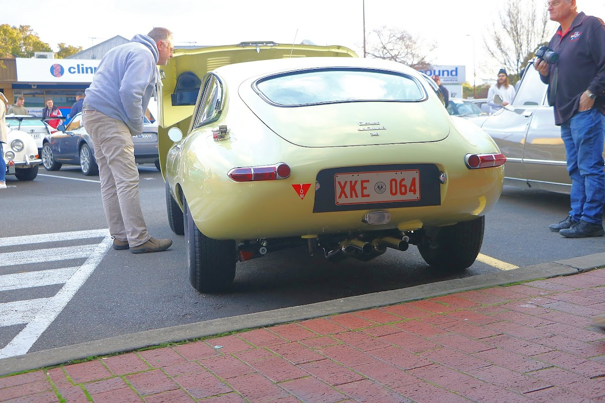 1964 Jaguar E-Type 3.8 Rear.jpg