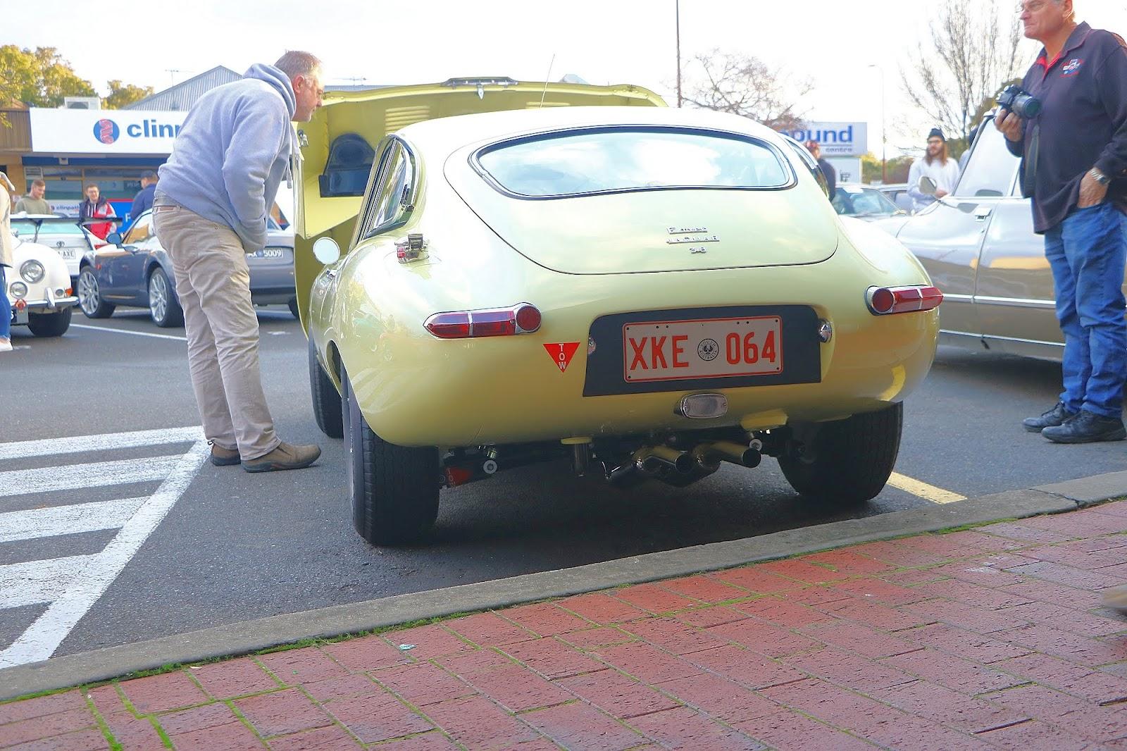 1964 Jaguar E-Type 3.8 Rear.jpg