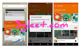 HOW TO PIN YOUR ANDROID DEVICE SCREEN
