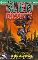 P00007 - Alien Dossiers #7