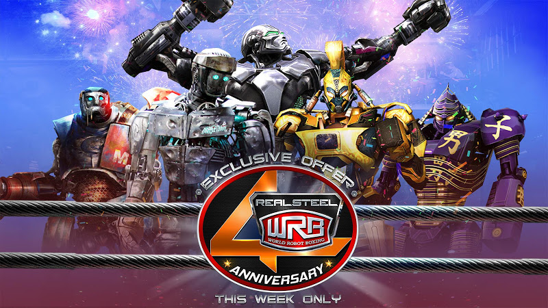 Real Steel World Robot Boxing v32.32.908 [Mod Money/Ad-Free]