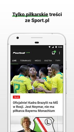 Football LIVE - piłka nożna, mecze, wyniki na żywo 1.0.5 screenshots 1