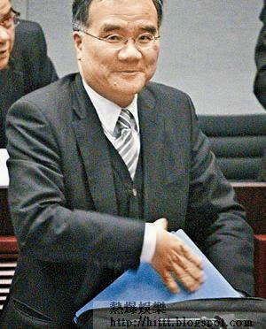 掌管本港房屋政策的運輸及房屋局副局長邱誠武。(資料圖片)