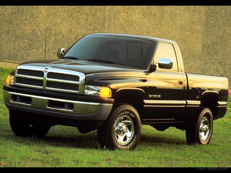 1994 dodge ram pickup 2500 regular cab specifications pictures prices. Black Bedroom Furniture Sets. Home Design Ideas