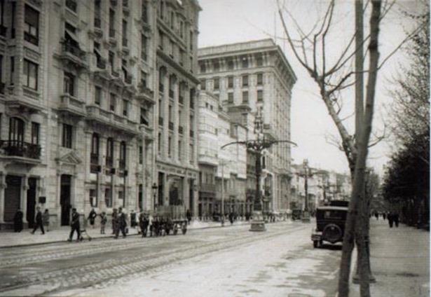 Cantón pequeño años 30