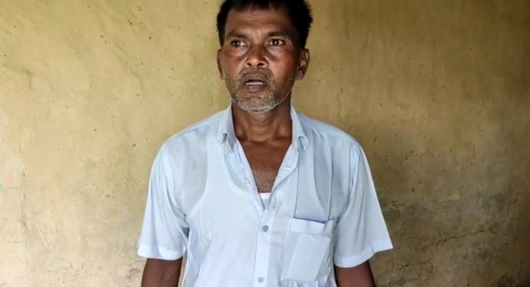 ताजपुर में बीसीओ को जानकारी देने के बाद भी नहीं हो रहा सरकारी गेहूं खरीद- किसान महासभा।