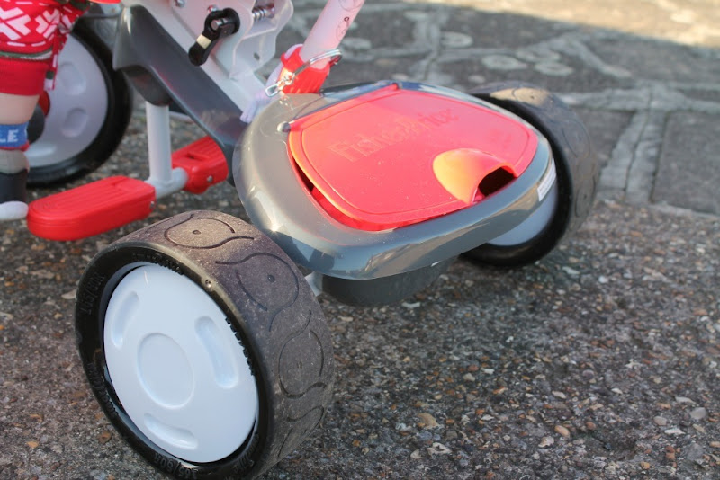fisher price charisma trike review