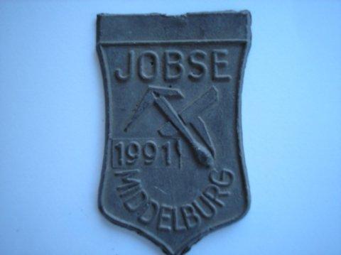Naam: JobsePlaats: MiddelburgJaartal: 1991