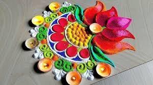 Download Rangoli Design Video For Diwali 2020   Cutresults