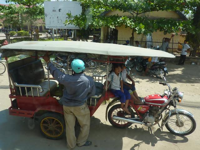 Blog de voyage-en-famille : Voyages en famille, Kep - Phnom Penh