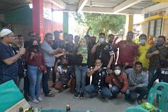 Pelantikan dan Pengukuhan Ketua PAC Oleh Ketua DPC Kabupaten Cirebon.