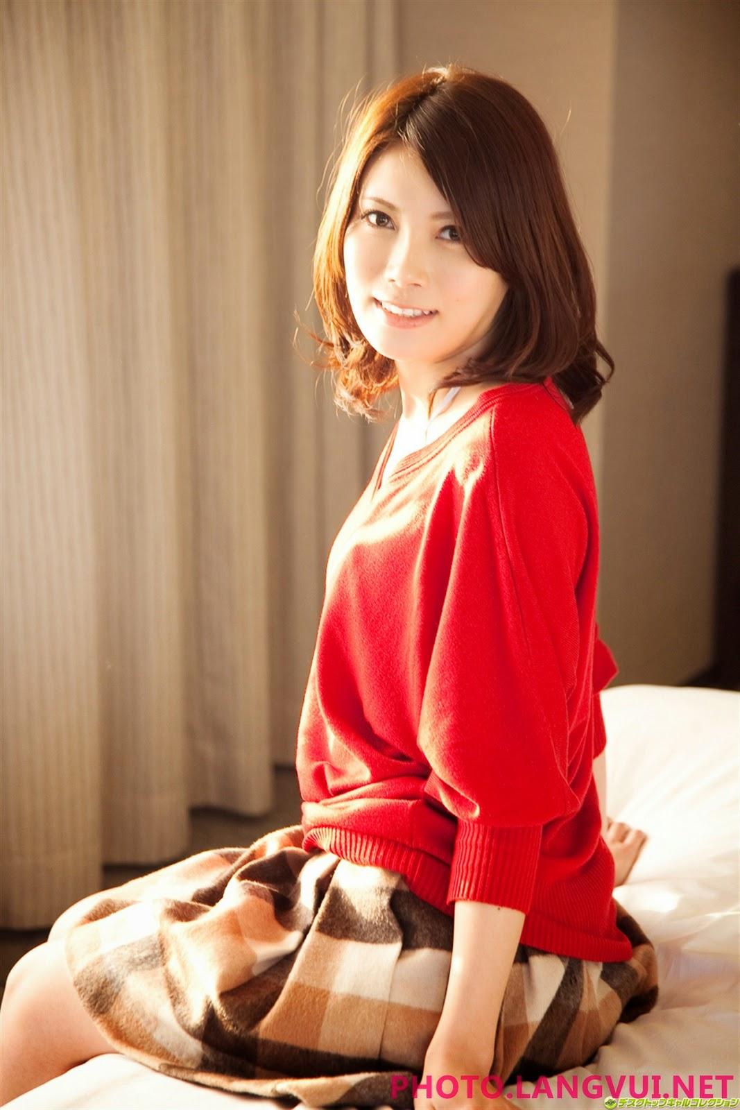DGC No-1106 Akemi Horiuchi - Ảnh Girl Xinh - photo.langvui.net