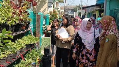 Kampung Markisa Kota Tangerang Mendapatkan Penilaian Proiklim Tingkat Nasional Tahun 2019