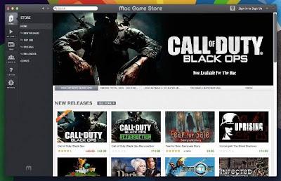 Mac Game Store, un nuevo catálogo centrado exclusivamente en juegos para OS X