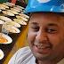 VEJA VÍDEOS - homem é expulso de rodízio por comer demais: 'isso não se faz'