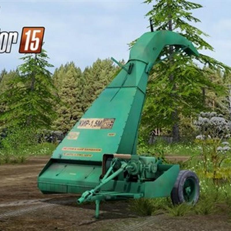 Farming simulator 2015 - KIR 1.5 m V1.0