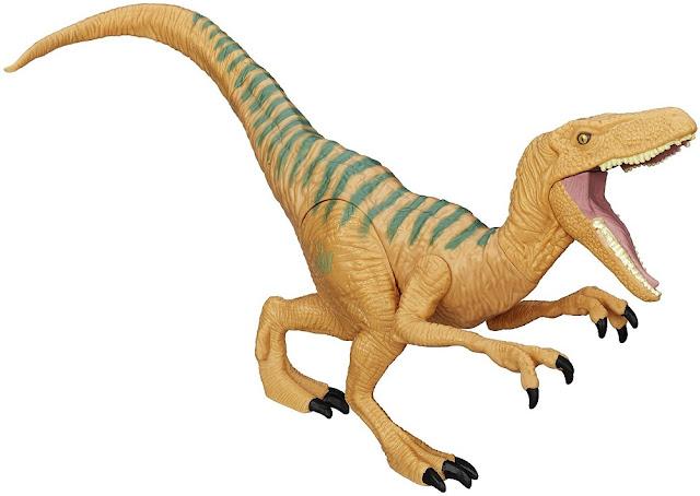 Đồ chơi mô hình Khủng long Chim ăn thịt tốc độ Velociraptor Echo Jurassic World B1142/B1139