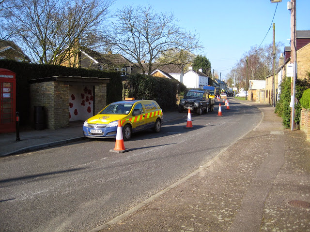 St Johns Close Resurfacing 23-03-2015. Pictures by Chris Cannon - IMG_1065.JPG