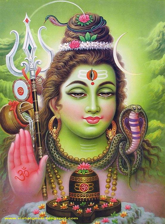 VISHAL GOSAI: Har Har Mahadev