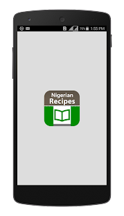 Nigerian Recipes- screenshot thumbnail