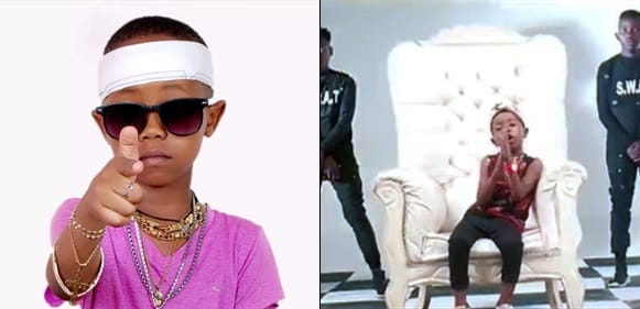 7yr Old Rapper, To Go To Jail If He Doesn't Quit Music (Photos)