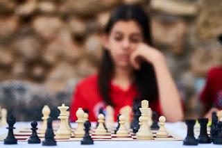 Sobre la participación femenina en el ajedrez (articulo de opinión de Mercedes Moreno)