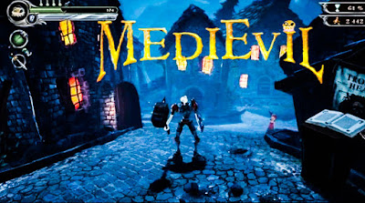 playstation-now-games, mediEvil-ps4