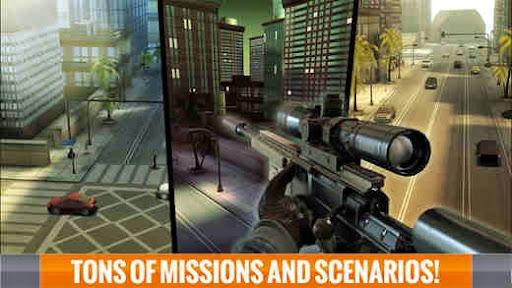 sniper 3d assassin shoot to kill cheats for iphone