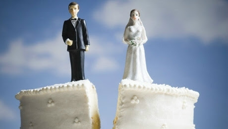 How can a defendant challenge constitutionality of no-fault divorce