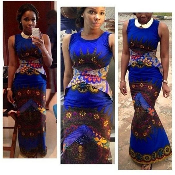 new ankara dress designs (9)