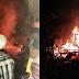 2 Rumah Dilalap Api, Seorang Lansia Tewas Terbakar