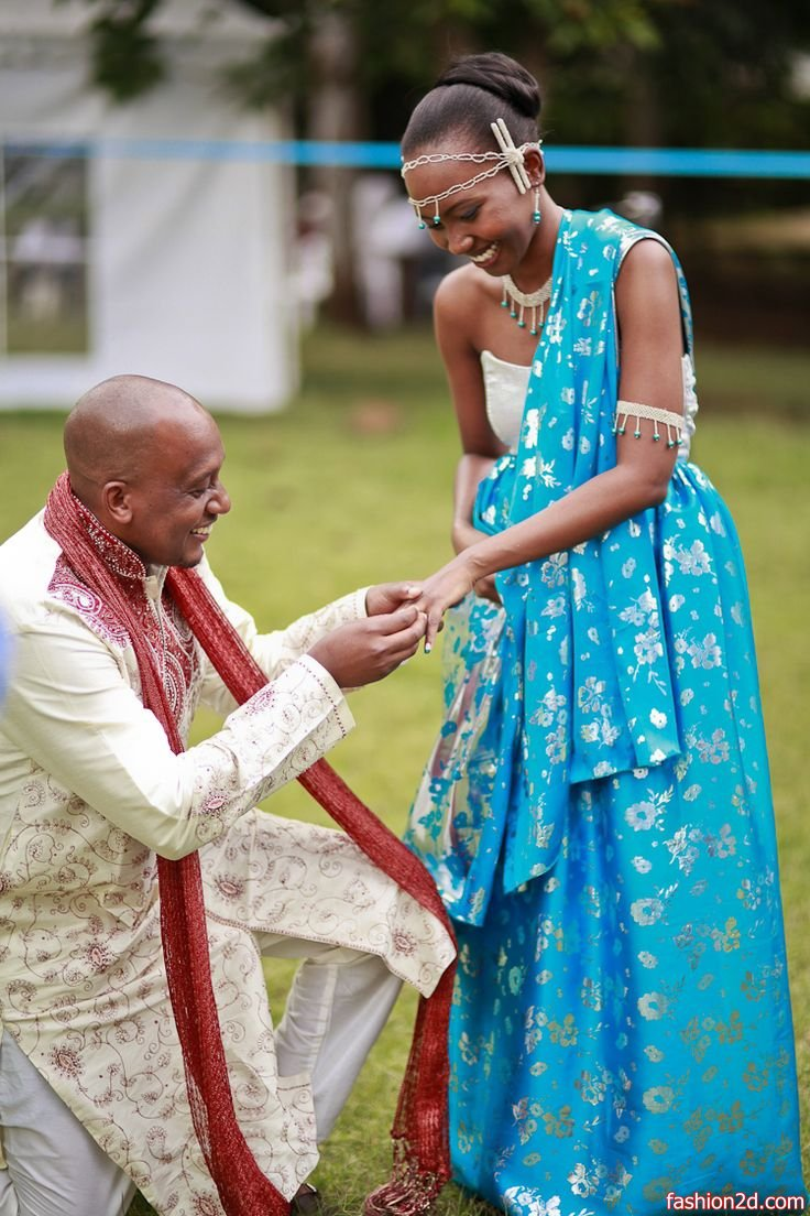 Zulu South African Traditional Wedding Outfits - Fashion 2D