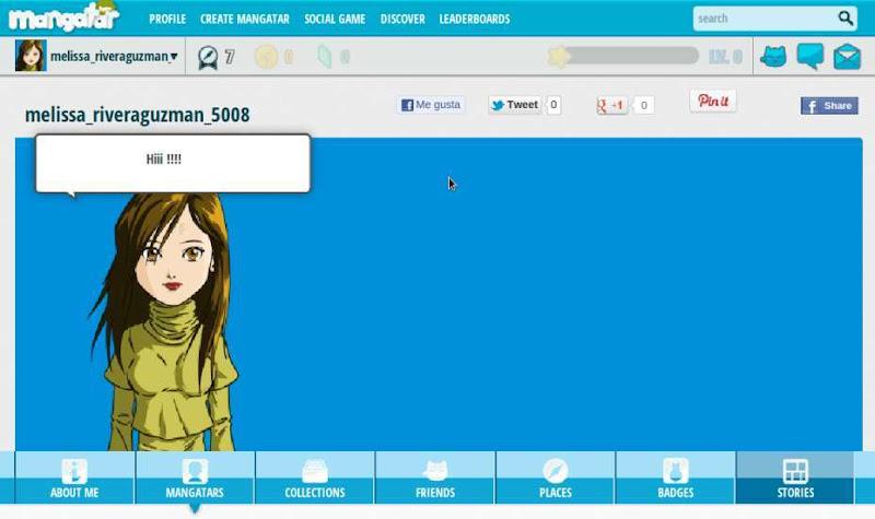 Crea tu avatar al estilo manga con Mangatar