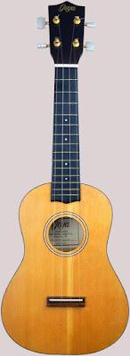 goya taiwan martin ukulele