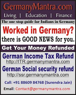 German social security refund