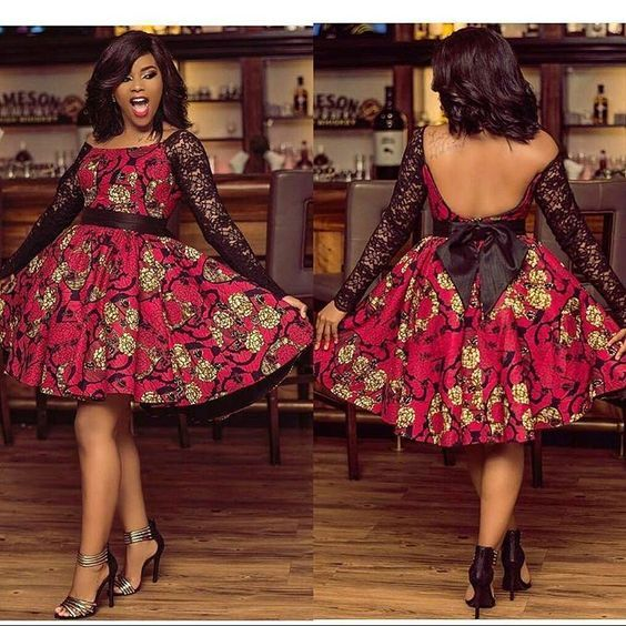 Latest African Short Gown Trends 2020 1