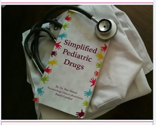 simplified pediatric drugs pdf