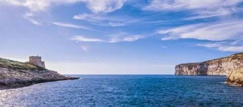Xlendi, Malta