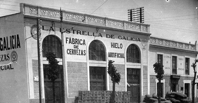 1906. Estrella de Galicia