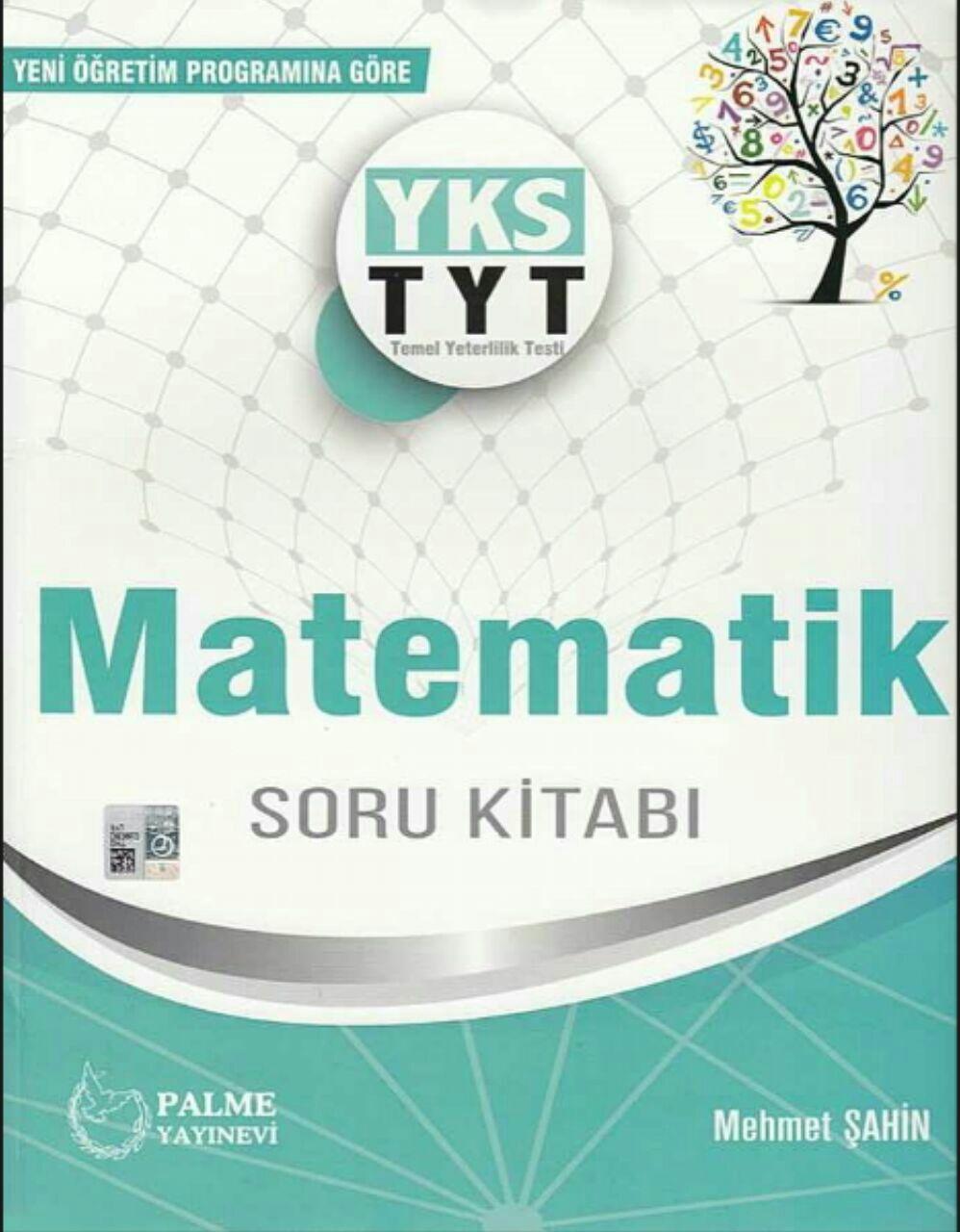 Palme Yayınları TYT Matematik Soru Bankası