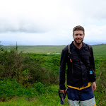 James on Floreana Island, Galapagos