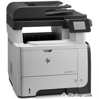 Free download HP LaserJet Pro M521 Printer driver & setup