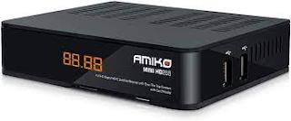 تحديثات جديدة لاجهزة AMIKO Mini 4K T2C - AMIKO Mini 4K S2X -AMIKO Mini 4K Combo