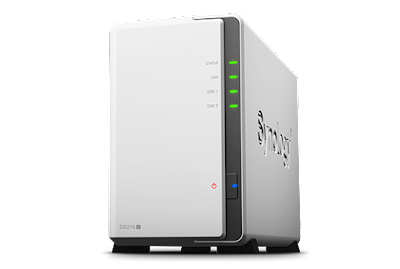 NAS Synology DS216j