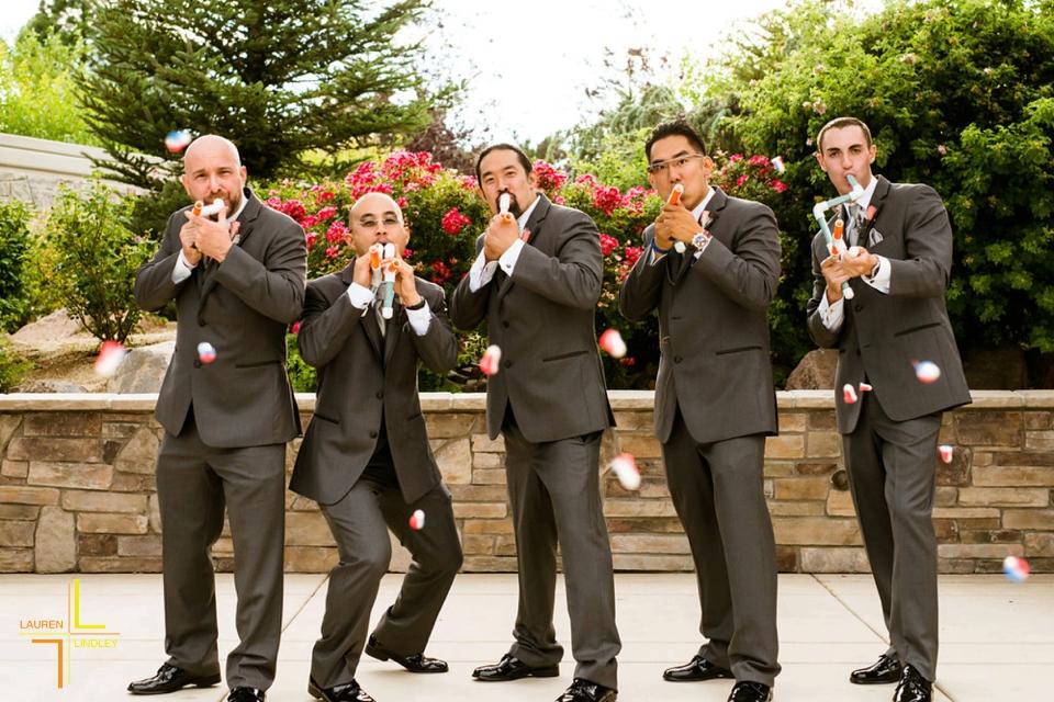 Reno Grove Wedding