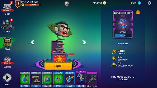 Zombie Blast Crew 2.1.1 screenshots 5