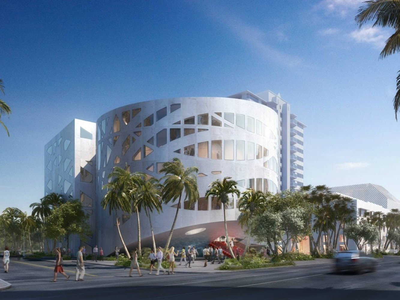 Miami, Florida, Stati Uniti: Faena Arts Center by Oma