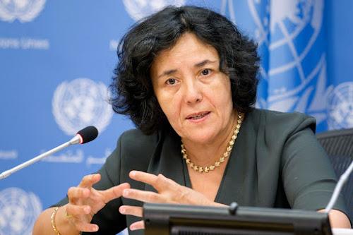 Leila Zerrougui : «L'application de règles du jeu similaires pour tous est une garantie de la crédibilité du processus électoral»
