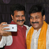 Chiranjeevi Birthday at Home